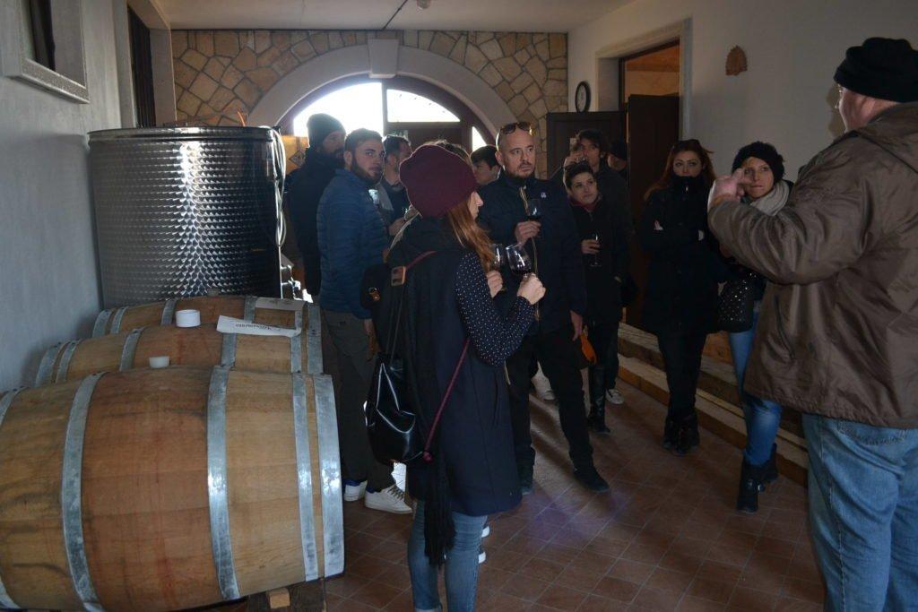 Amarone winetasting in Valpolicella