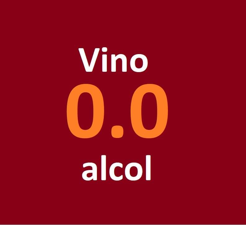 Vino alcol 0