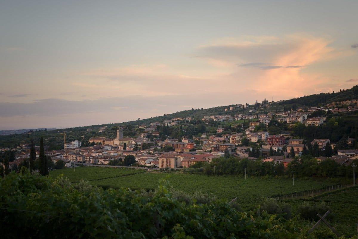 Negrar di Valpolicella Valley